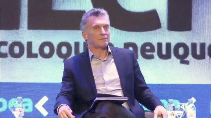 Macri se lanza a la relección en Argentina