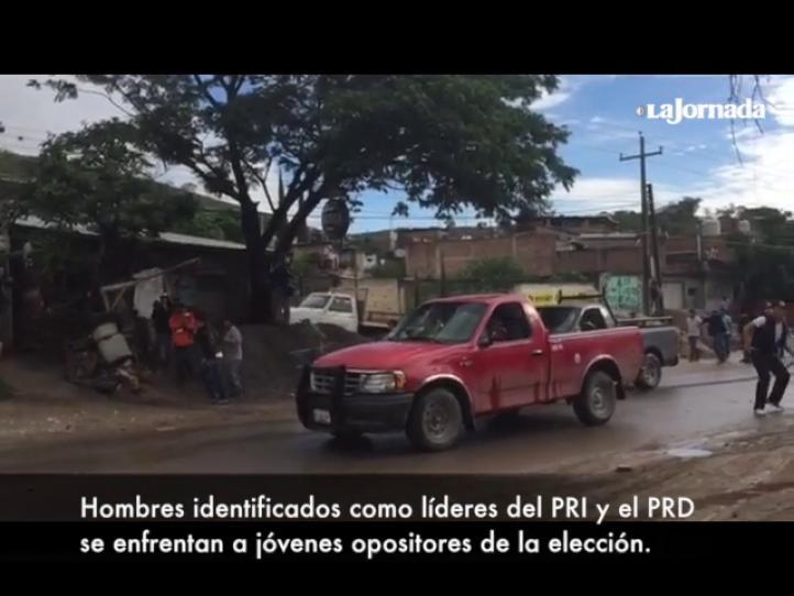 Tixtla: El intento de boicot electoral