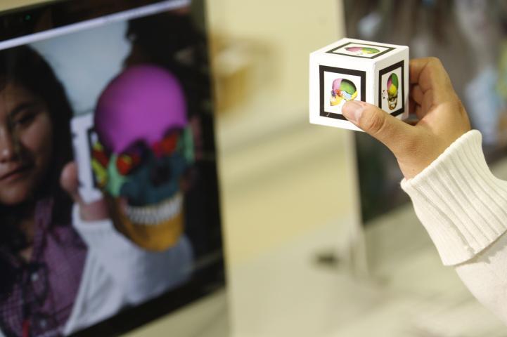 Realidad aumentada en la Facultad de Odontología de la UNAM