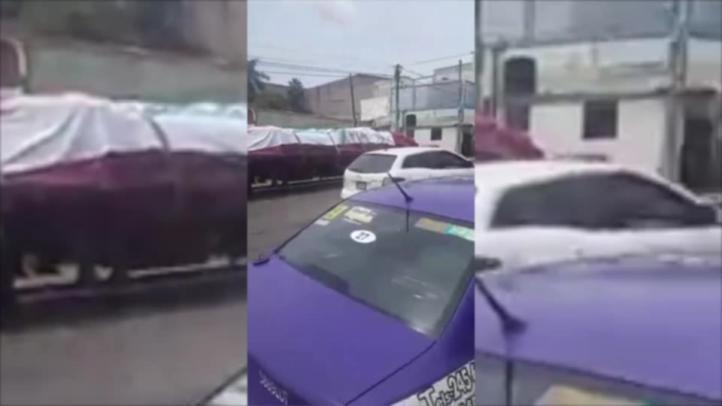 Denuncian retención de víveres en Morelos