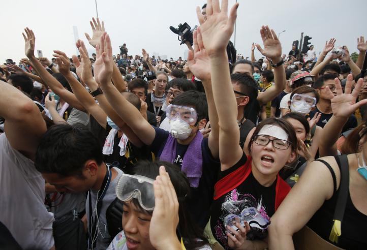 Jefe del gobierno de Hong Kong se niega a dimitir
