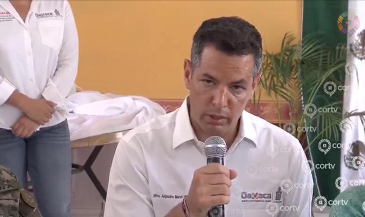 Oaxaca entre dos contingencias - Alejandro Murat