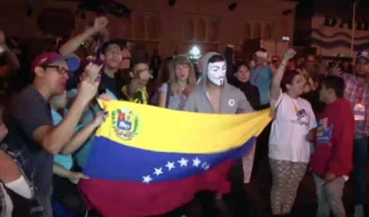 La oposición venezolana obtiene un triunfo electoral