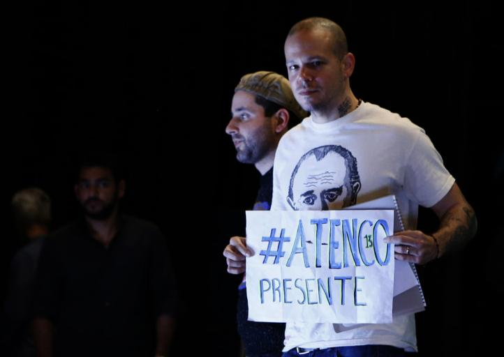 Presenta Calle 13 video en FCPyS de la UNAM