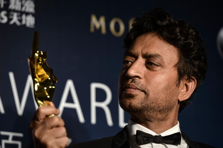 Muere Irrfan Khan, actor de 'Slumdog Millionaire' y 'La vida de Pi'