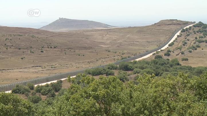 """Un asentamiento """"Trump"""" en los Altos del Golán"""