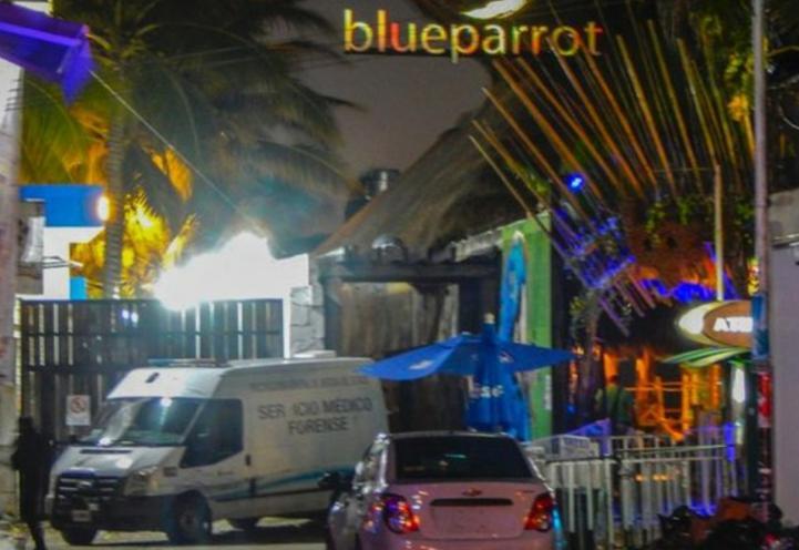 Balacera en centro nocturno de Playa del Carmen