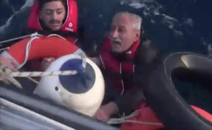 Naufragan migrantes en el Mediterráneo