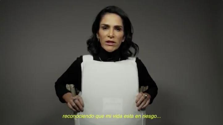 """""""No me voy a rendir hasta que se haga justicia"""": Lydia Cacho"""
