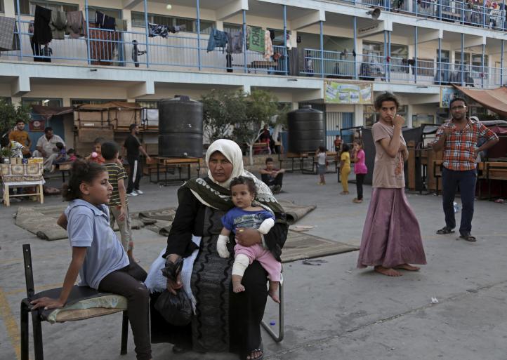 Durante tregua, residentes de Gaza retoman actividades diarias