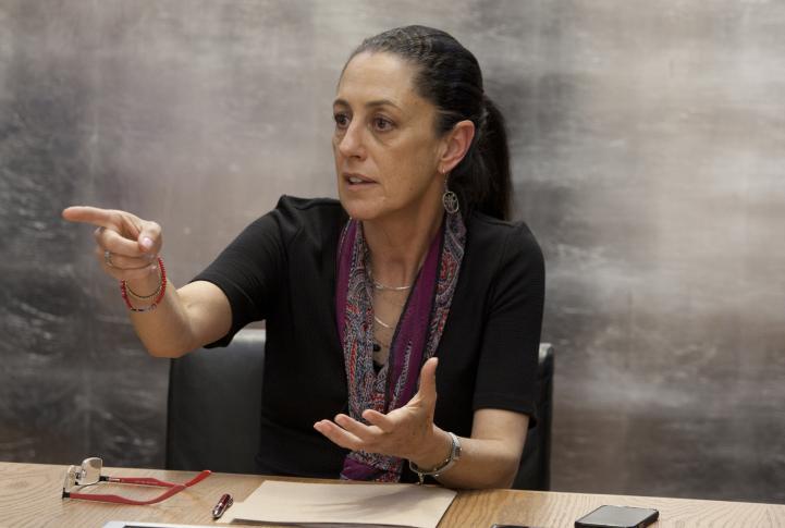 Casi ninguna área del gobierno capitalino estaba libre de corrupción: Sheinbaum