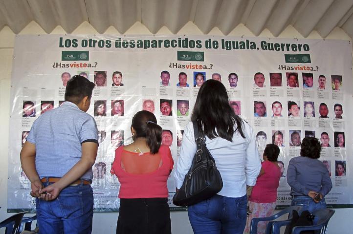Los otros desaparecidos de Iguala: 2 años de búsqueda