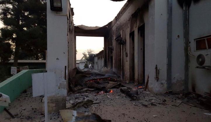 Médicos Sin Fronteras reitera su demanda de pesquisas sobre bombardeo
