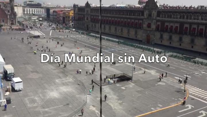 Día Mundial sin Auto