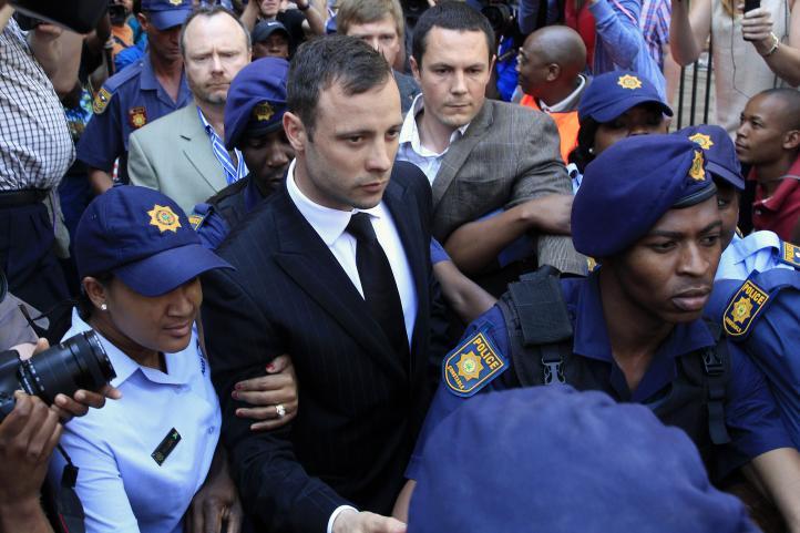 Declaran culpable a Oscar Pistorius por homicidio involuntario