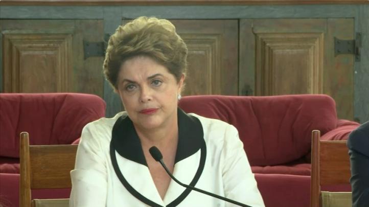 Dilma Rousseff arremetió contra el proceso que derivó en su destitución