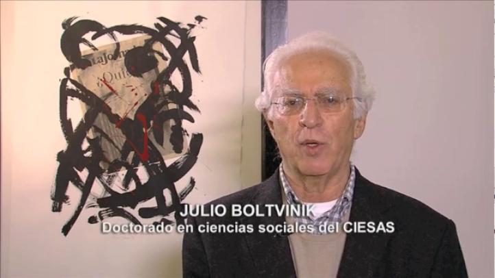 Aniversario: Julio Boltvinik