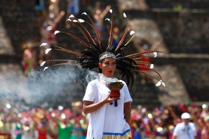 Encienden el fuego nuevo para los Juegos Panamericanos de Lima 2019