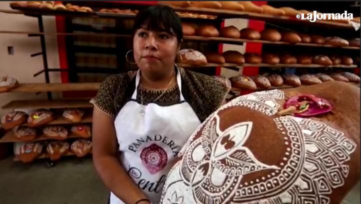 Pan de muerto de Villa de Mitla: tradición con identidad propia
