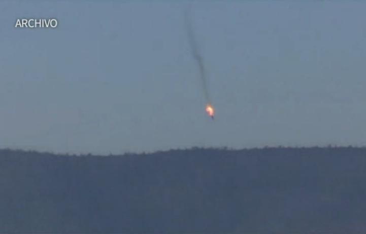 Turquía se niega a disculparse por derribo de avión ruso