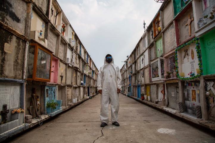 La muerte en los tiempos de la pandemia