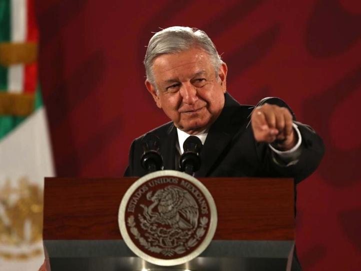 """AMLO se dice """"satisfecho"""" por designación de Rosario Piedra CNDH"""
