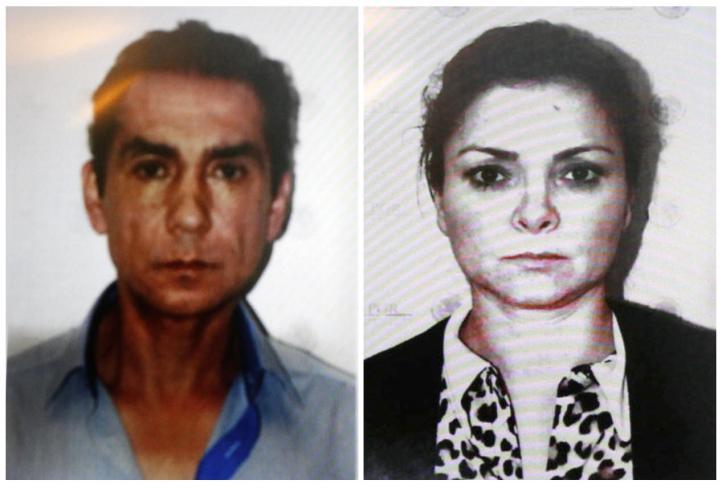 Detienen en el DF a José Luis Abarca y su esposa; declaran en la Seido