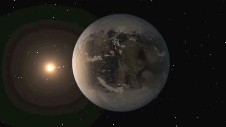 Luz ultravioleta para reactivar la vida en exoplanetas