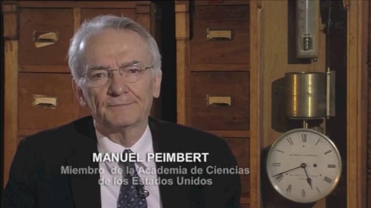 Aniversario: Manuel Peimbert