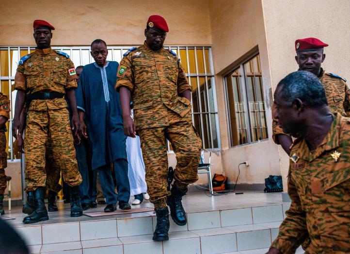 Sexto golpe de Estado en Burkina Faso desde 1960
