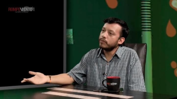 El fotógrafo Rubén Espinosa explica por qué se salió de Veracruz