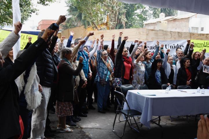 A un año del sismo: Así se organizaron los damnificados