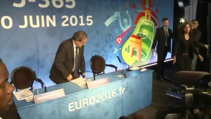 Solicitan sea suspendido de por vida Michel Platini