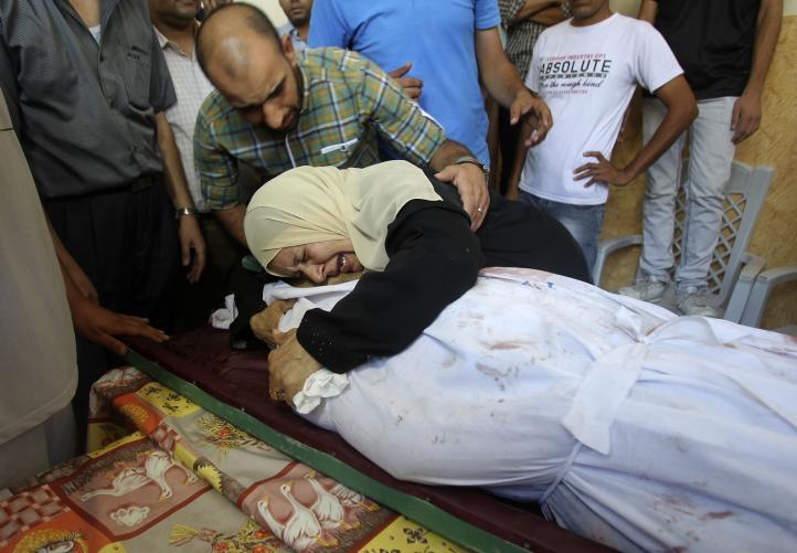 Videoperiodista y un traductor palestino murieron en una explosión en Gaza