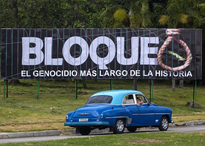 Decepción en Cuba por voto de EU en ONU sobre embargo