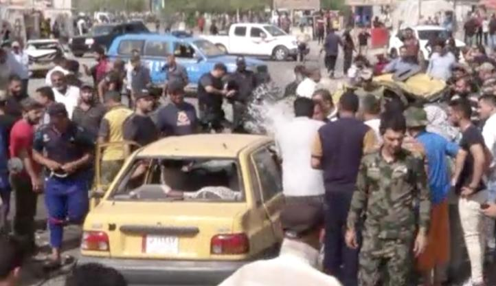 Atentados  simultáneos en Irak