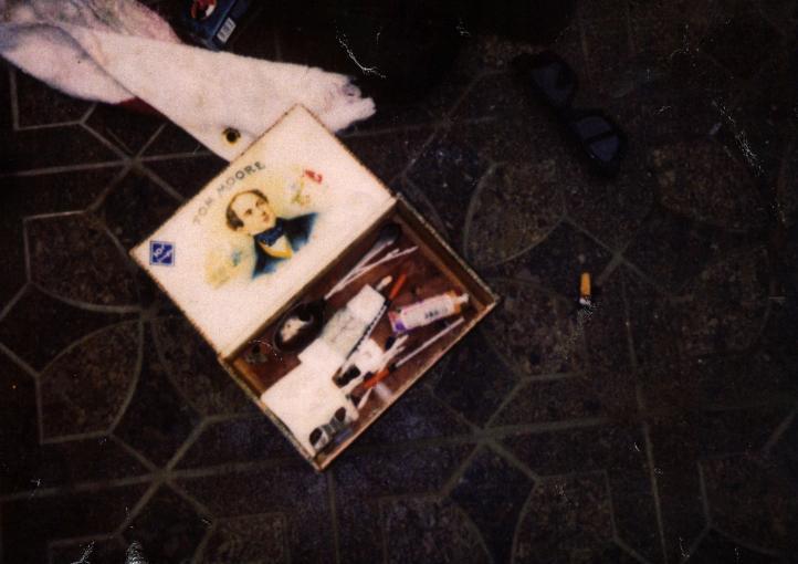 Hallan rollos fotográficos sin revelar de la escena de la muerte de Kurt Cobain