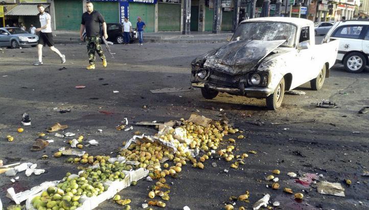 Atentados suicidas dejan 90 muertos en Siria