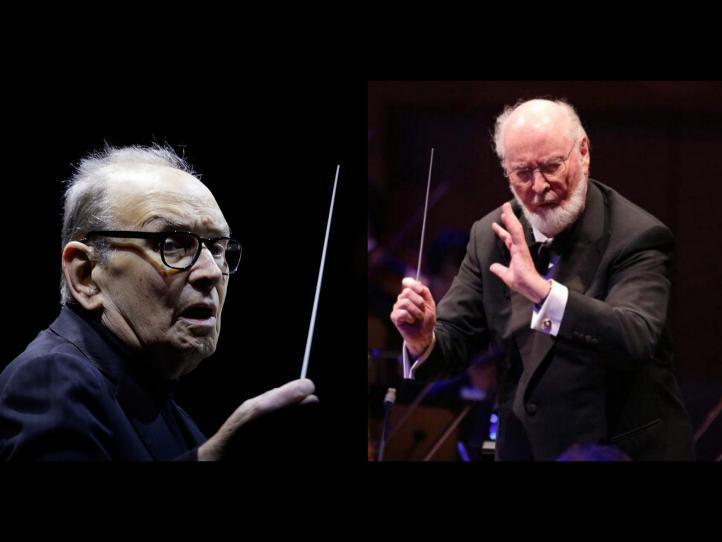 John Williams y Ennio Morricone, Premios Princesa de Asturias de las Artes