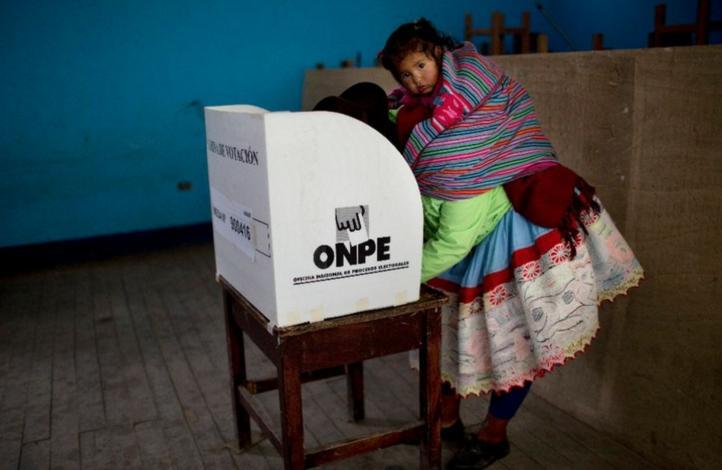El nuevo presidente de Perú se decidirá en segunda vuelta