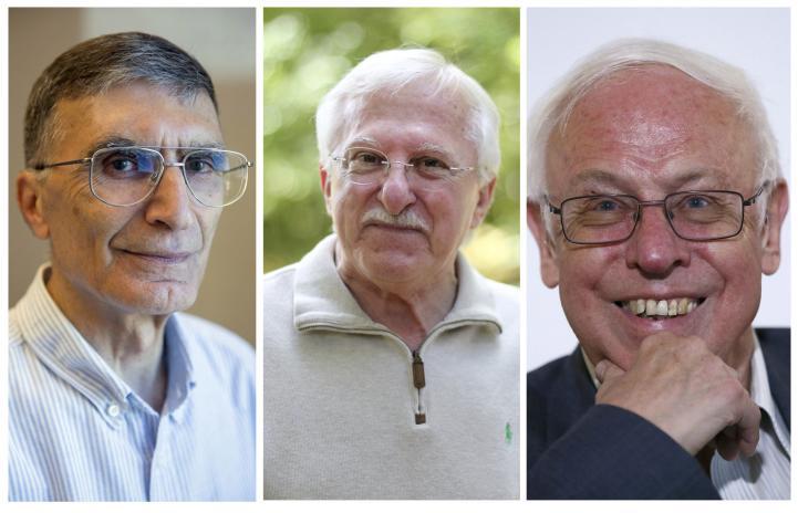 Nobel de Química para tres científicos por reparación del ADN