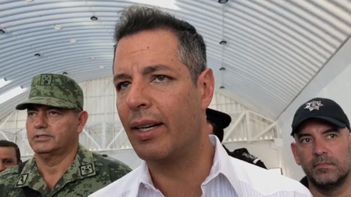 Oaxaca: Arranca operativo federal y estatal de seguridad