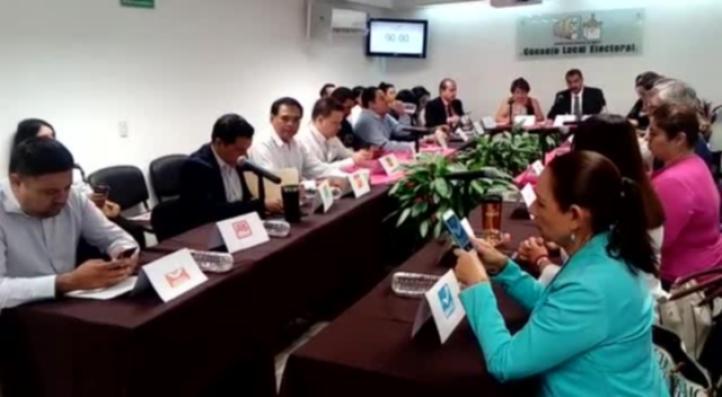 Instituto Electoral de Nayarit se instala en sesión permanente