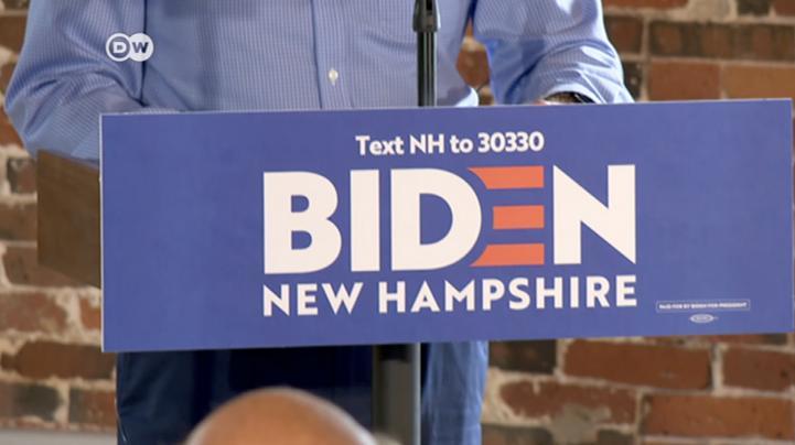 EE.UU.: Joe Biden, el favorito para competir con Trump