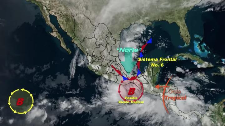 Pronóstico del tiempo para el 18 de octubre de 2018