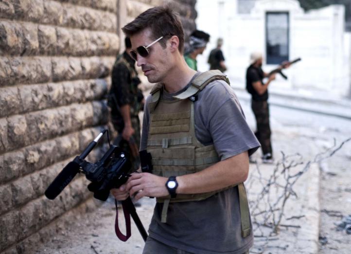 EU promete respuesta a asesinato de periodista James Foley
