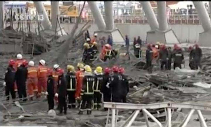 Accidente en China cobra la vida de más de 60 trabajadores
