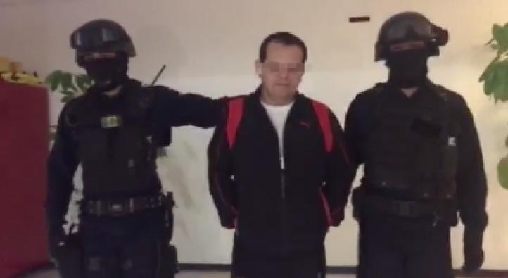 Detienen a El Nica, fundador de Familia Michoacana y Caballeros Templarios
