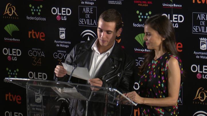 """""""Mientras dure la guerra"""" recibe 17 nominaciones a los Goya"""