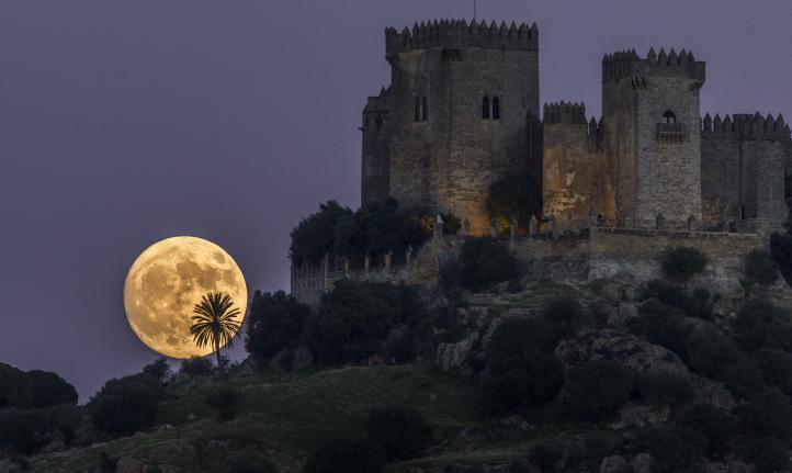 Superluna de noviembre